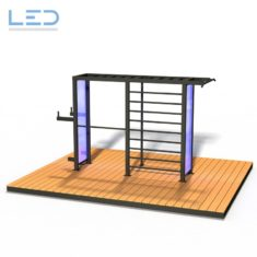 Fitness Station Outdoor