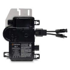 Microwechselrichter Enphase IQ7 Plus Set mit Netzüberwachung, Solar Inverter, Elektromaterial
