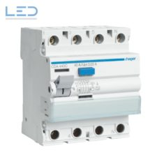 FI-Schalter CDA440C Hager, 40A 30mA 3LN Fehlerstromschalter CDA440C, IP20