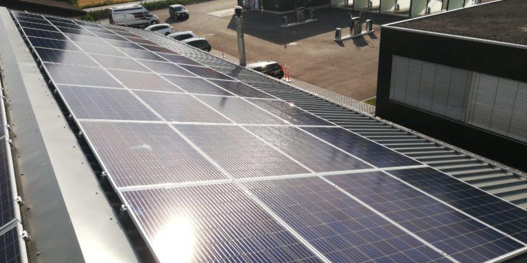 Energiesparen Zuhause, Solar Module für Private Liegenschaften