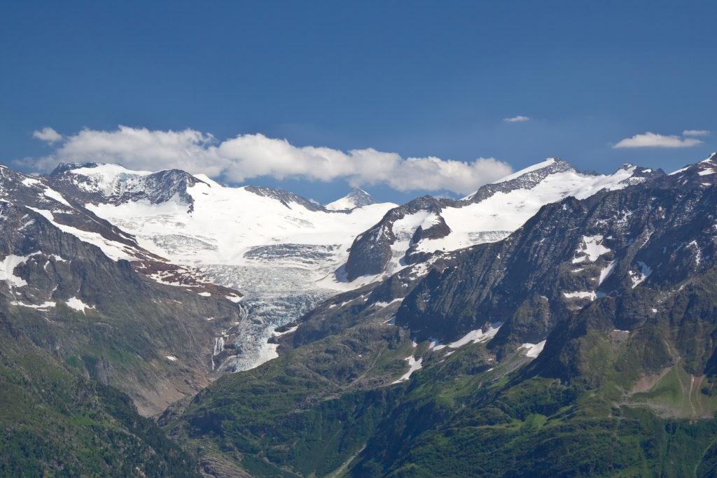 Trift Gletscher, Wasserkraftwerk, Trift-Stausee