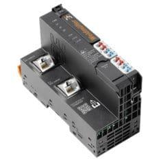 U-Control 2000, Weidmüller SPS Steuerung für IoT Anwendungen, modulare Automatiesierung mit NODE RED und Modbus kompatibel, UC20-WL2000-AC