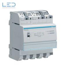 Hager TGA200 Spannungsversorgung 24 V DC 1A, EAN: 3250615979964, E-Nr 405890106, Steckklemmen QuickConnect 2 x 2-polig, Elektromaterial