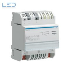 Hager TXA116, Spannungsversorgung Bussystem KNX EAN: 3250616049000, E-Nr 405800436, Steckklemmen QuickConnect, Elektromaterial