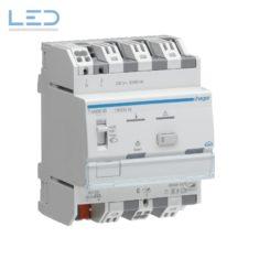 Hager TXA661B REG-Dimmaktor KNX easy 600W EAN: 3250616048713, E-Nr 405442136, Steckklemmen QuickConnect, Elektromaterial