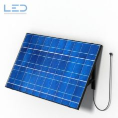 Solar-Modul 230 V Plug-In Solar kit, PV-Modul, PV-Anlage, Mini Solar, Balkon-Solarmodul, Solarenergie selber produzieren mit dem Solar Kit