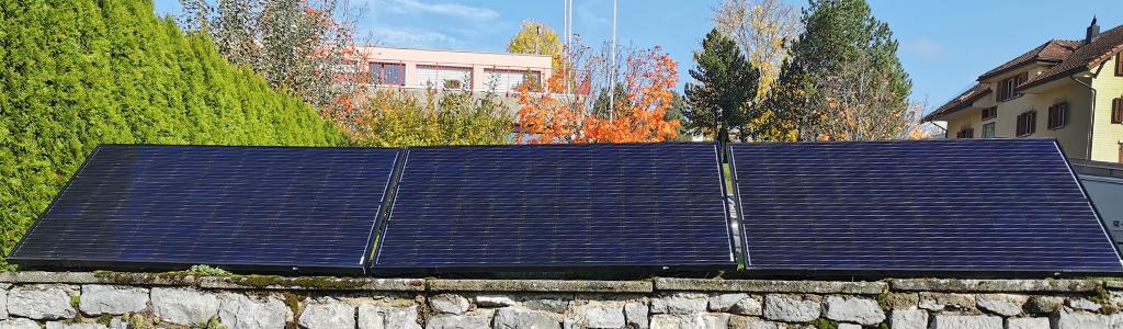 Plug-In Solarkit, Solarmodul, Plug n Play, PV-Anlage, Photovoltaik Modul, Mini Solaranlage